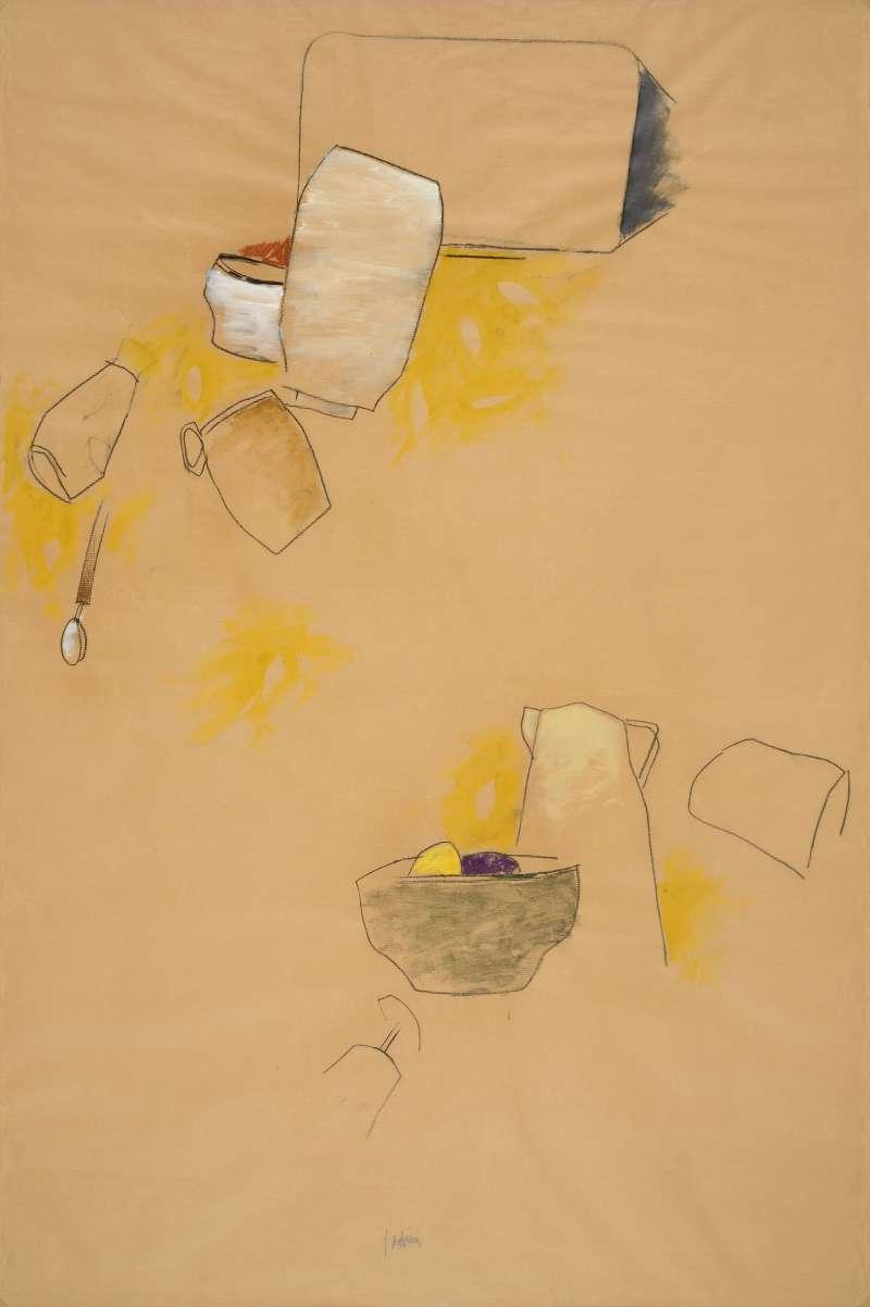 Emilio Tadini, Senza titolo, 1984