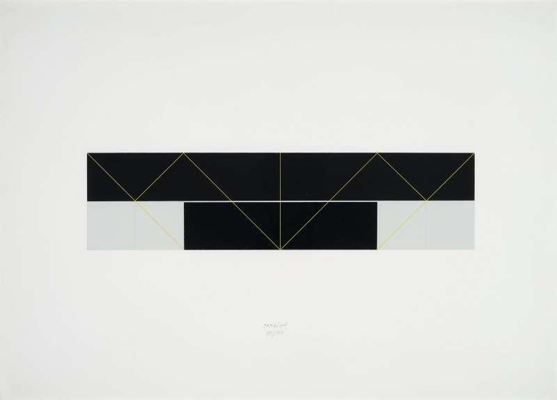 Gianfranco Pardi, Architettura, 1974