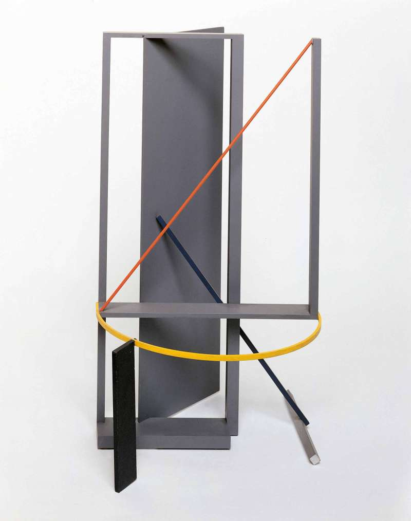 Gianfranco Pardi, Body building, 1988