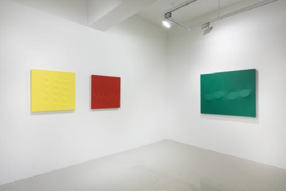 Valerio Adami, Il posto, 1968-1969, 163 × 130 cm